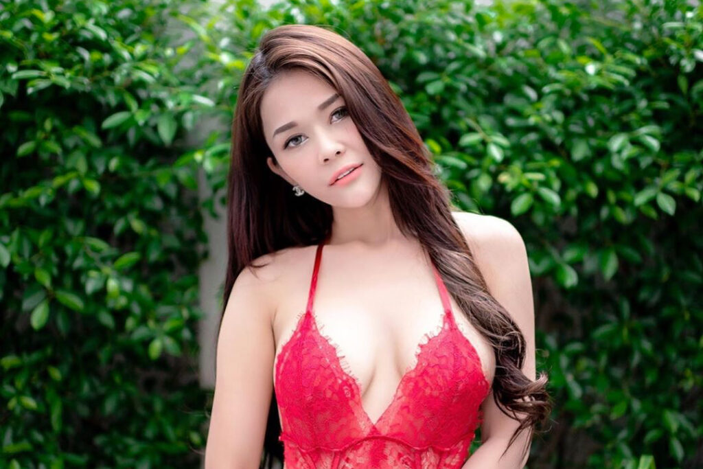 sexy girl from thailand
